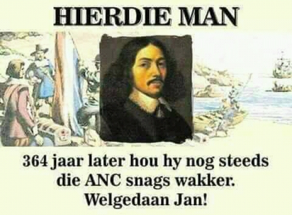Mooi so, Jan!