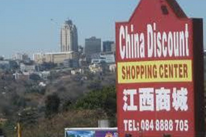 Chinese nedersettings in Mpumalanga