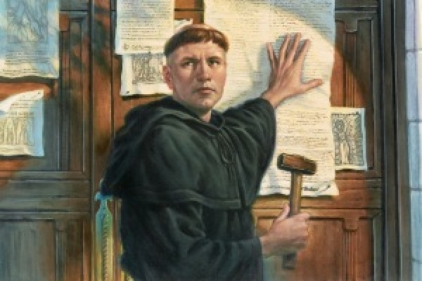 Martin Luther in Afrikaans